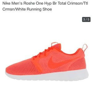 sneakers for cheap 770e7 96dc3 Nike Shoes - Nike Men s Roshe One Hyp Br Total Running shoe NEW